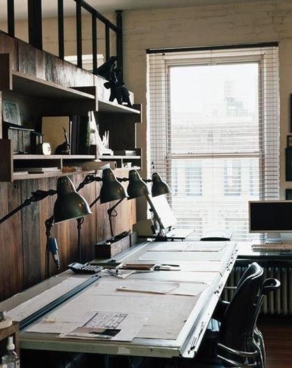 Carla Aston Desk