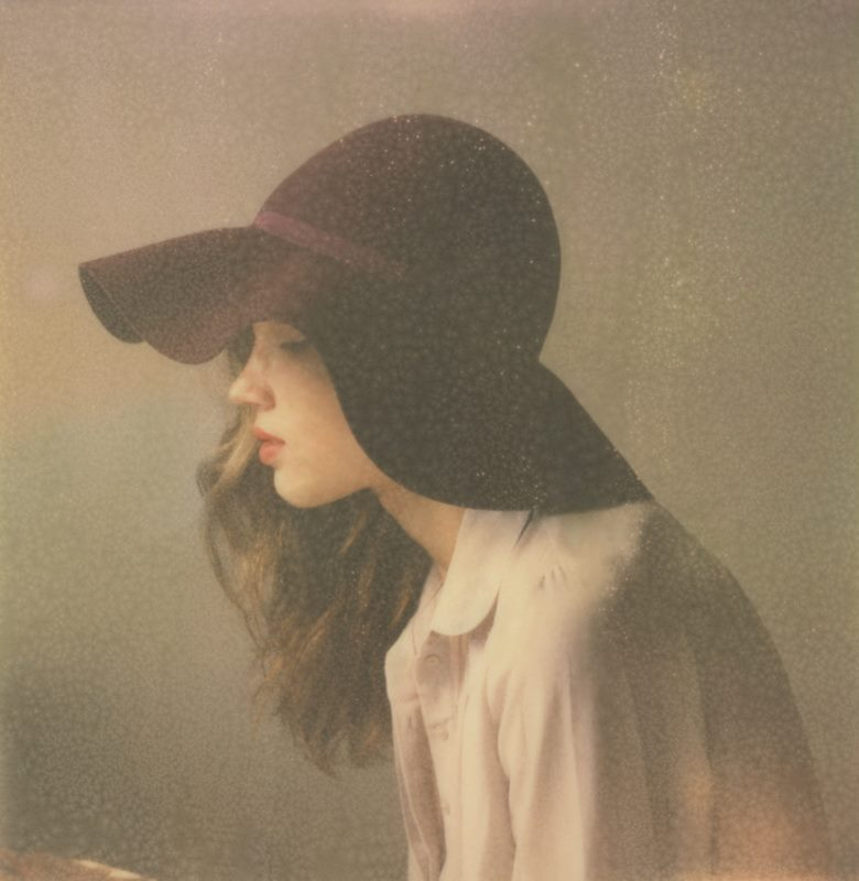Melanie Rodriguez Girl with Hat